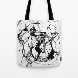 Light art Tote Bag