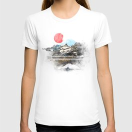Japan, Tokyo - Imperial Palace T-shirt