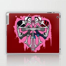 Kreeper Girls Laptop & iPad Skin