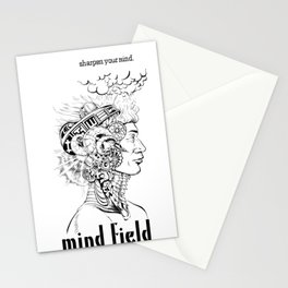 Mind Field –Sir Real Stationery Cards