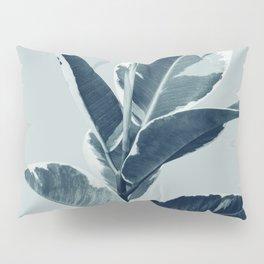 Ficus Elastica Finesse #1 #tropical #foliage #decor #art #society6 Pillow Sham