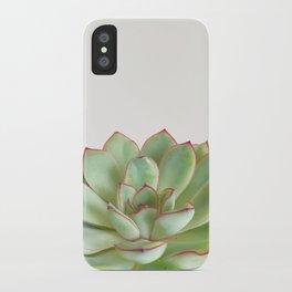 Green Succulent iPhone Case