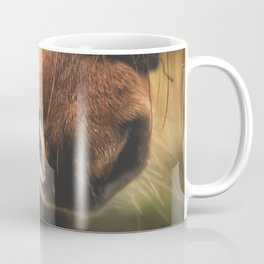 Soft Horse Nose Coffee Mug