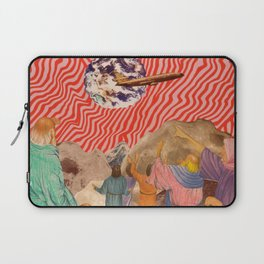 2000 LIGHT YEARS FROM HOME Laptop Sleeve