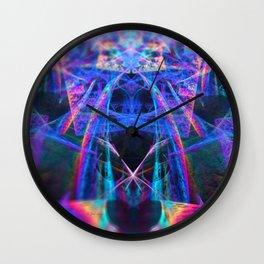 Multi-Dimensional Traveler Wall Clock