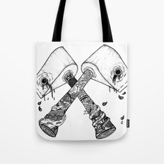 chop some wood Tote Bag