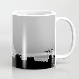 Smoke and Tv Coffee Mug