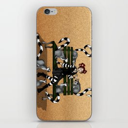 Fashion Victim iPhone Skin