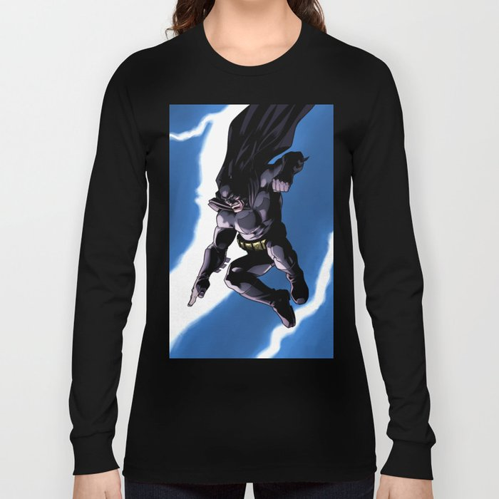 A Dark and Stormy Knight Long Sleeve T-shirt