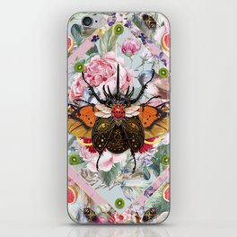 King of Insects - Serie 3 iPhone Skin