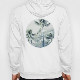Reef palms Hoody