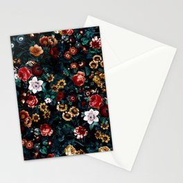 EXOTIC GARDEN - NIGHT VI Stationery Cards