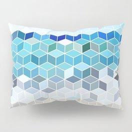 Cube Beach Pillow Sham
