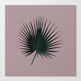 Palm Leaf Edition Canvas Print