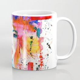 Women Face Coffee Mug