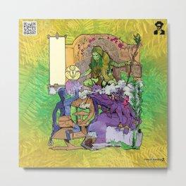 Bloom: An Awakening - The Holy Divinity Marius Janus Gifting the Bloom Shard Metal Print