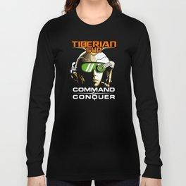Tiberian Sun Commander Long Sleeve T-shirt