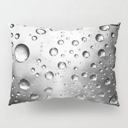 water drops Pillow Sham