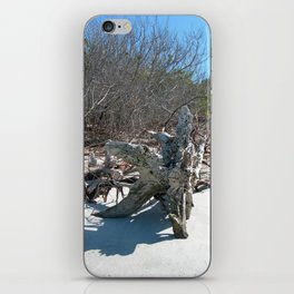 Beach & Sand iPhone Skin