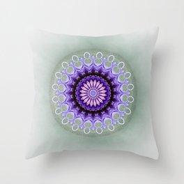 Mandala Friendship Throw Pillow