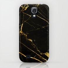 Black Beauty V2 #society6 #decor #buyart Slim Case Galaxy S4