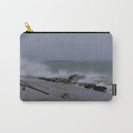 The Gale of Halloween '14 (Chicago Waves Collection) Carry-All Pouch