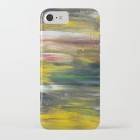 gustav klimt iPhone & iPod Cases featuring Gustav Klimt Fantasy Prolonged  by Lucid Infinity Art and Design