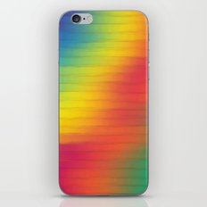 Paint The Fence. iPhone & iPod Skin