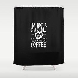 I just really like Coffee Shower Curtain