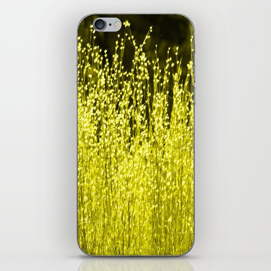 Grasses 2 Summer Sun iPhone & iPod Skin
