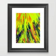 Static 17-G Framed Art Print