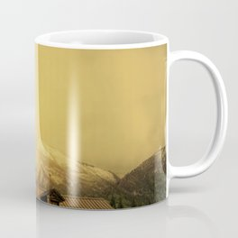 House in forest Coffee Mug