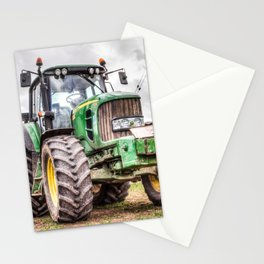 Tractor 2 Stationery Cards
