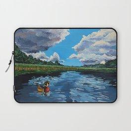 Majestic Lake Laptop Sleeve