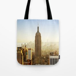 New York City Sunshine Tote Bag