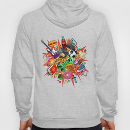 teenage explosion  Hoody