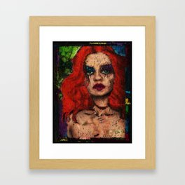 The Better Days of Life Are Ours. Framed Art Print