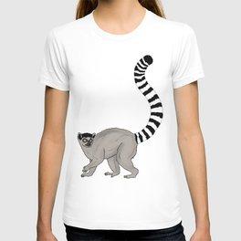 Lemur Mania T-shirt