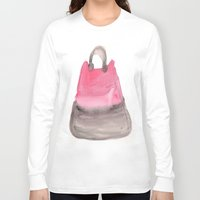 tote bag Long Sleeve T-shirts featuring Tote 3 by ©valourine