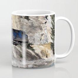 Rocky Mountain Ranger Train Coffee Mug
