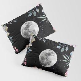 succulent full moon 4 Pillow Sham