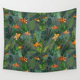 Goldfish Bowl Wall Tapestry