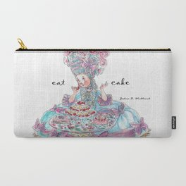 Marie Antoinette: Eat Cake Carry-All Pouch