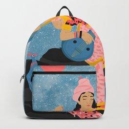Saraswati Backpack