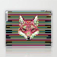 Pixel Fox Laptop & iPad Skin