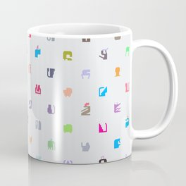 Everything and Everyone Coffee Mug