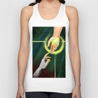 "dragon age inquisition Tank Tops featuring Dragon Age Inquisition - Hope by Barbara ""Yuhime"" Wyrowińska"