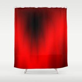 Regal Red Splash Shower Curtain