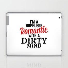 Hopeless Romantic Laptop & iPad Skin