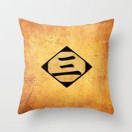 gothe 13 Throw Pillow